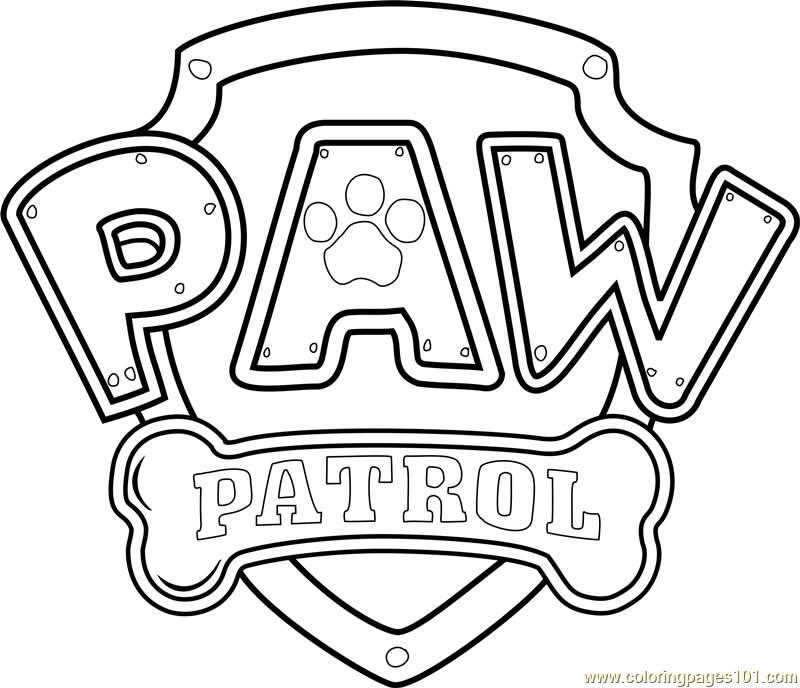 Paw Patrol badge template … | paw patr…