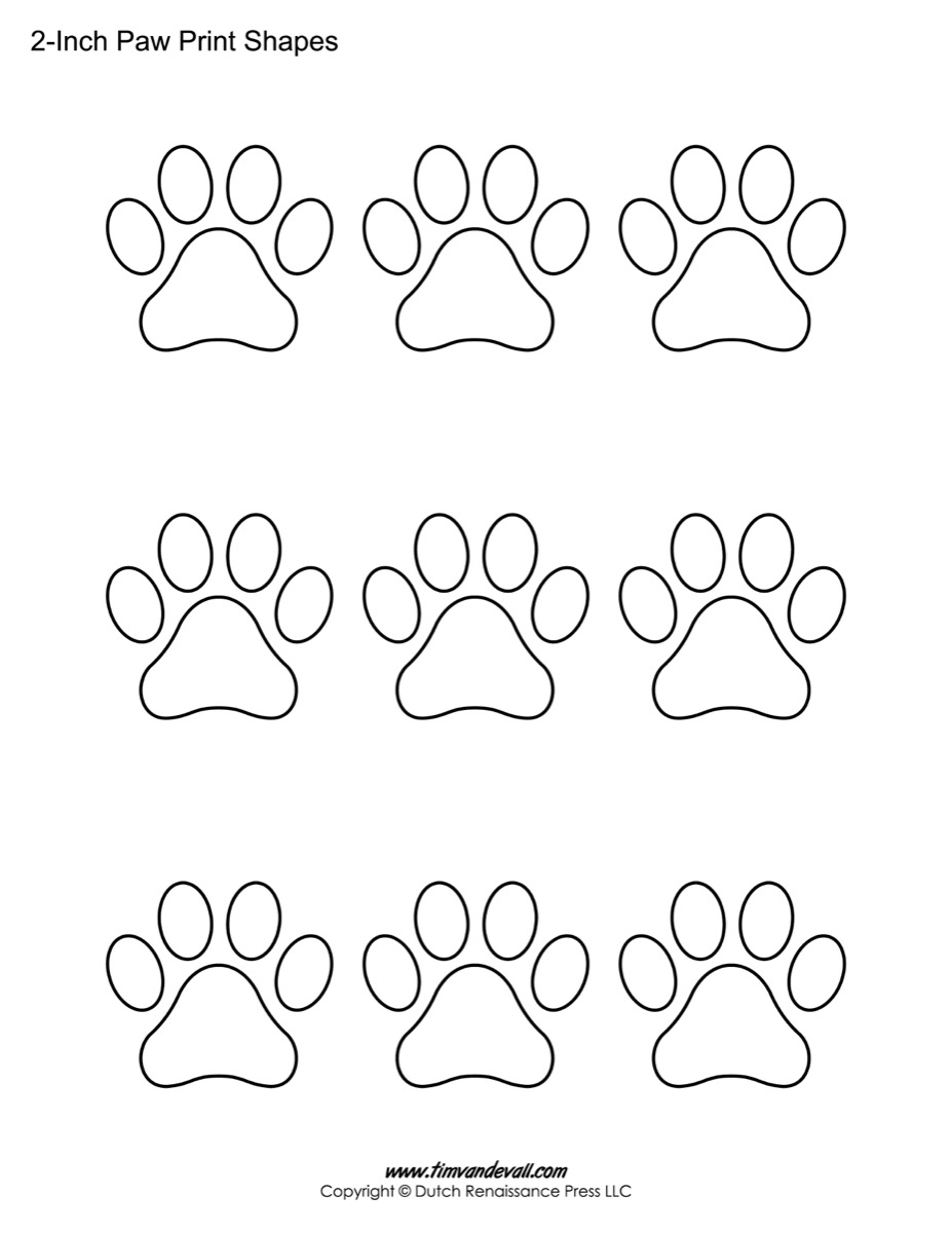dog paw print template dog paw print template scff download