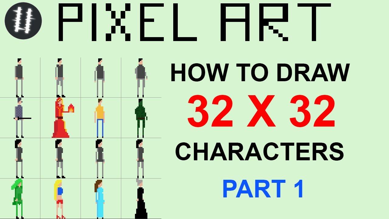 custom character template and ME! | Pixel Art Maker