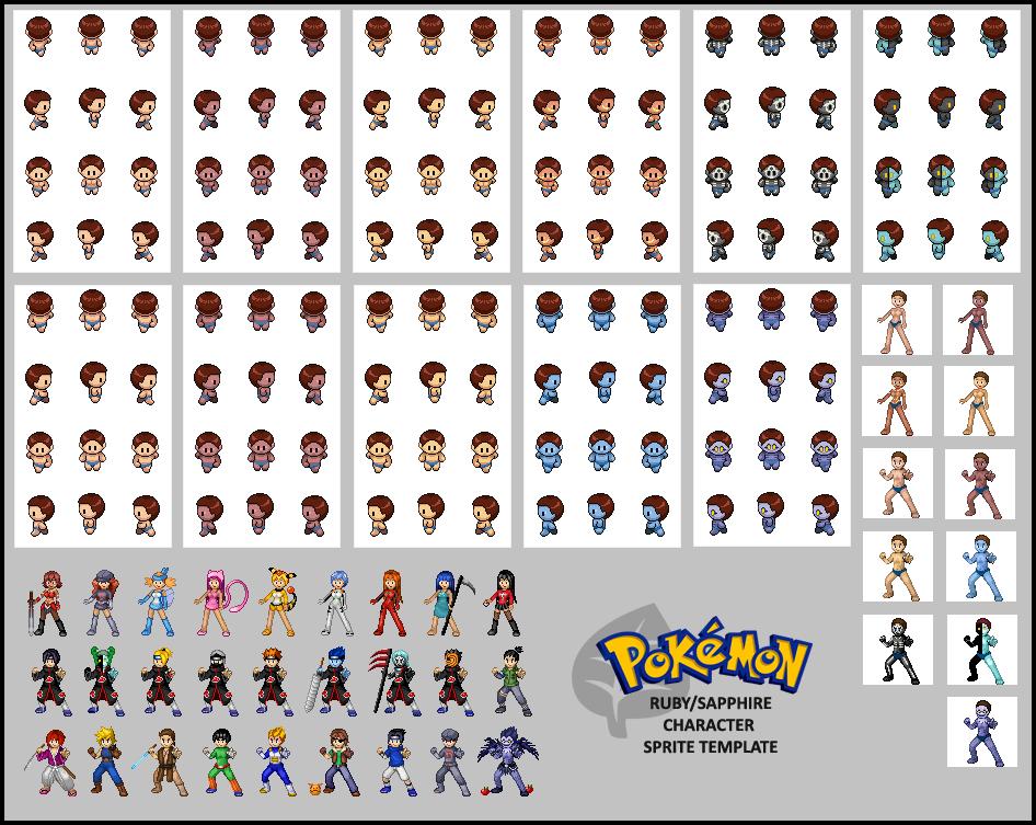How To Pixel Art Tutorials [13] Draw 32x32 Character (Part 1