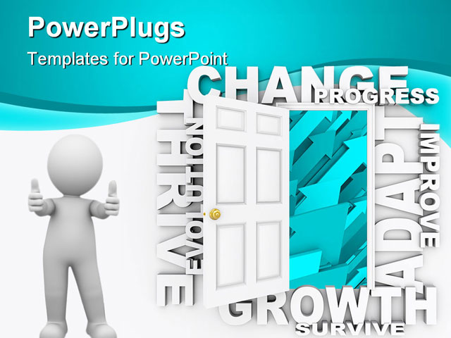 powerpoint change template April.onthemarch.co