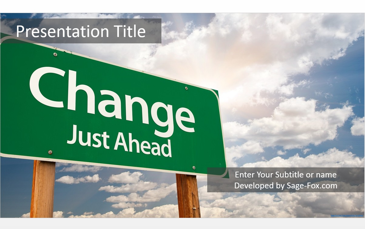 change powerpoint template April.onthemarch.co