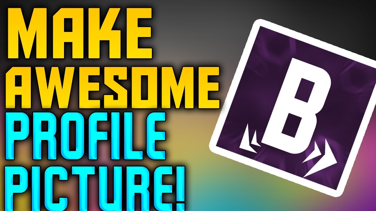 Youtube Profile Picture Template #1 YouTube