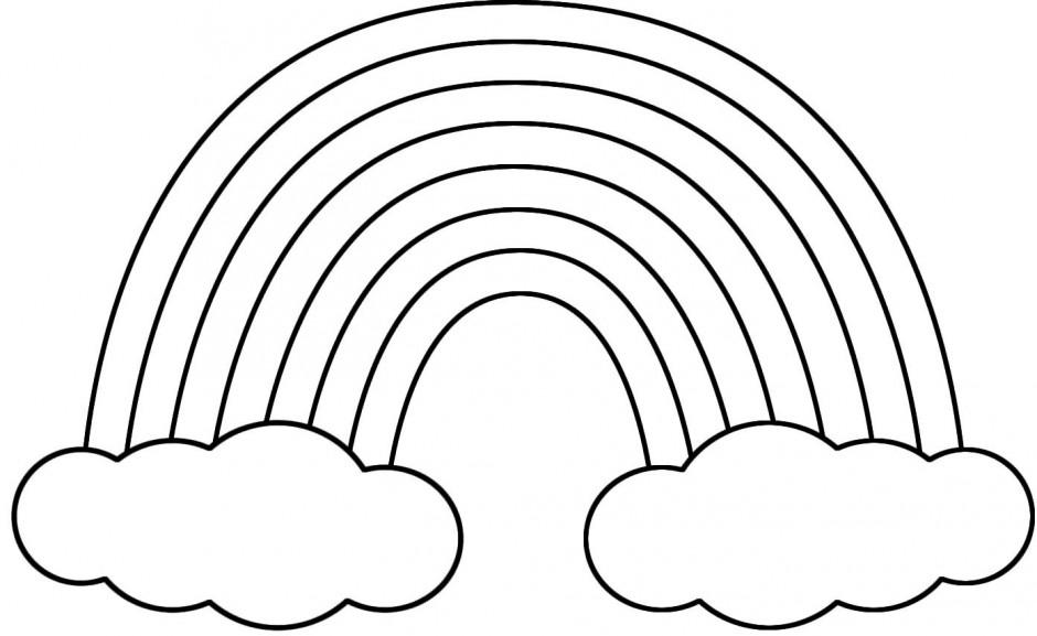 8+ Rainbow Templates – Free PDF Documents Download | Free