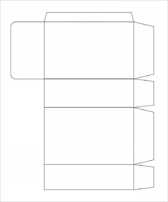 Rectangle Templates | Blank Shape Templates| Free Printable PDF