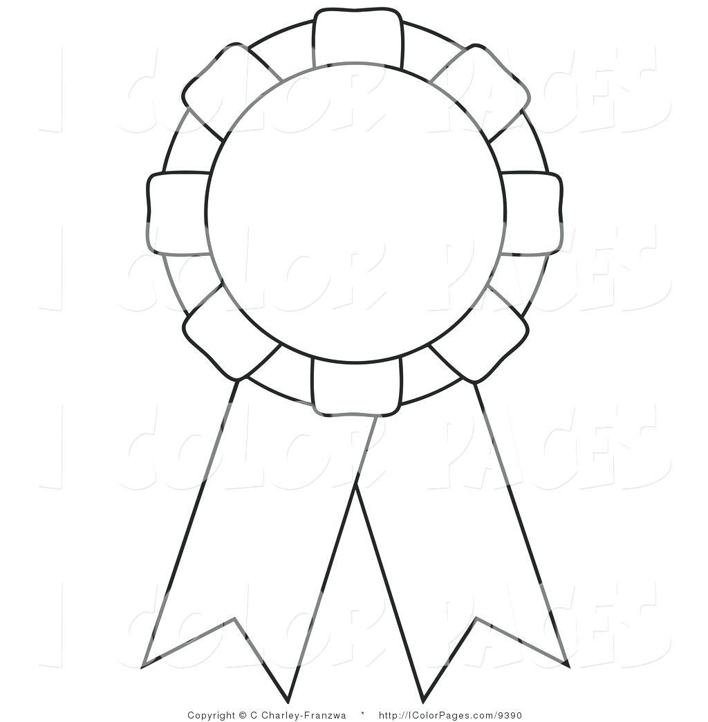 Labels and ribbon template set Creadib.com