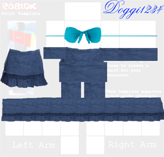 Free: Roblox Outfit Template Other Listia.Auctions for