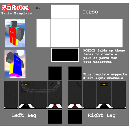 roblox pants template transparent April.onthemarch.co