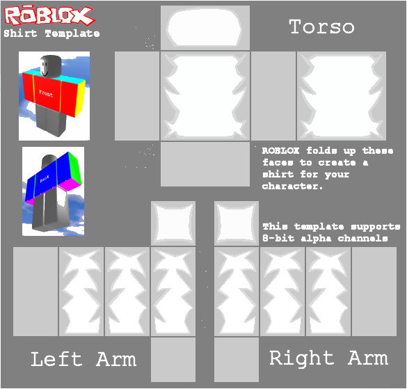roblox shirt transparent template April.onthemarch.co