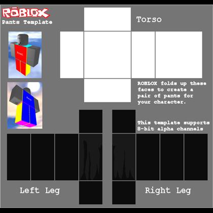 Roblox Pants Template Maker Roblox