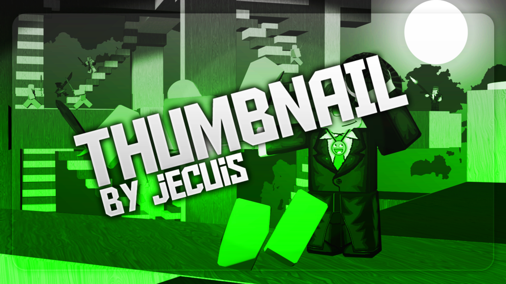 Jecuis Roblox Thumbnail Template by JecuisRBLX on DeviantArt