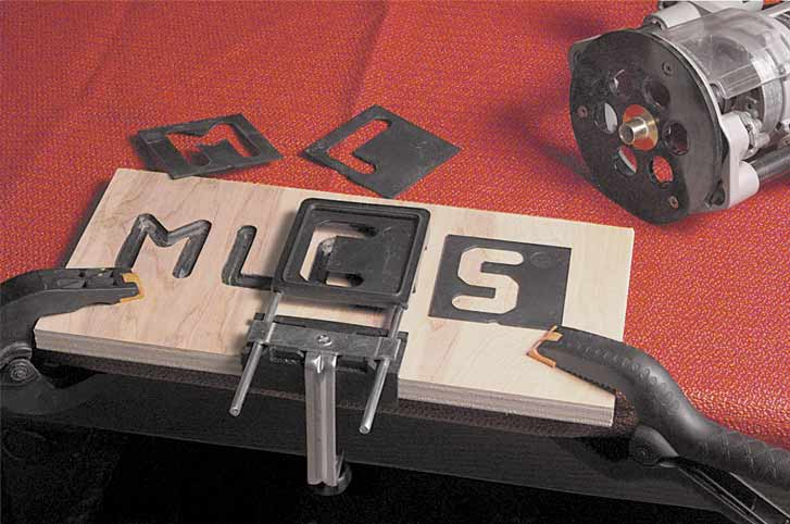 router letter templates small mlcs dish cutters v groove sign