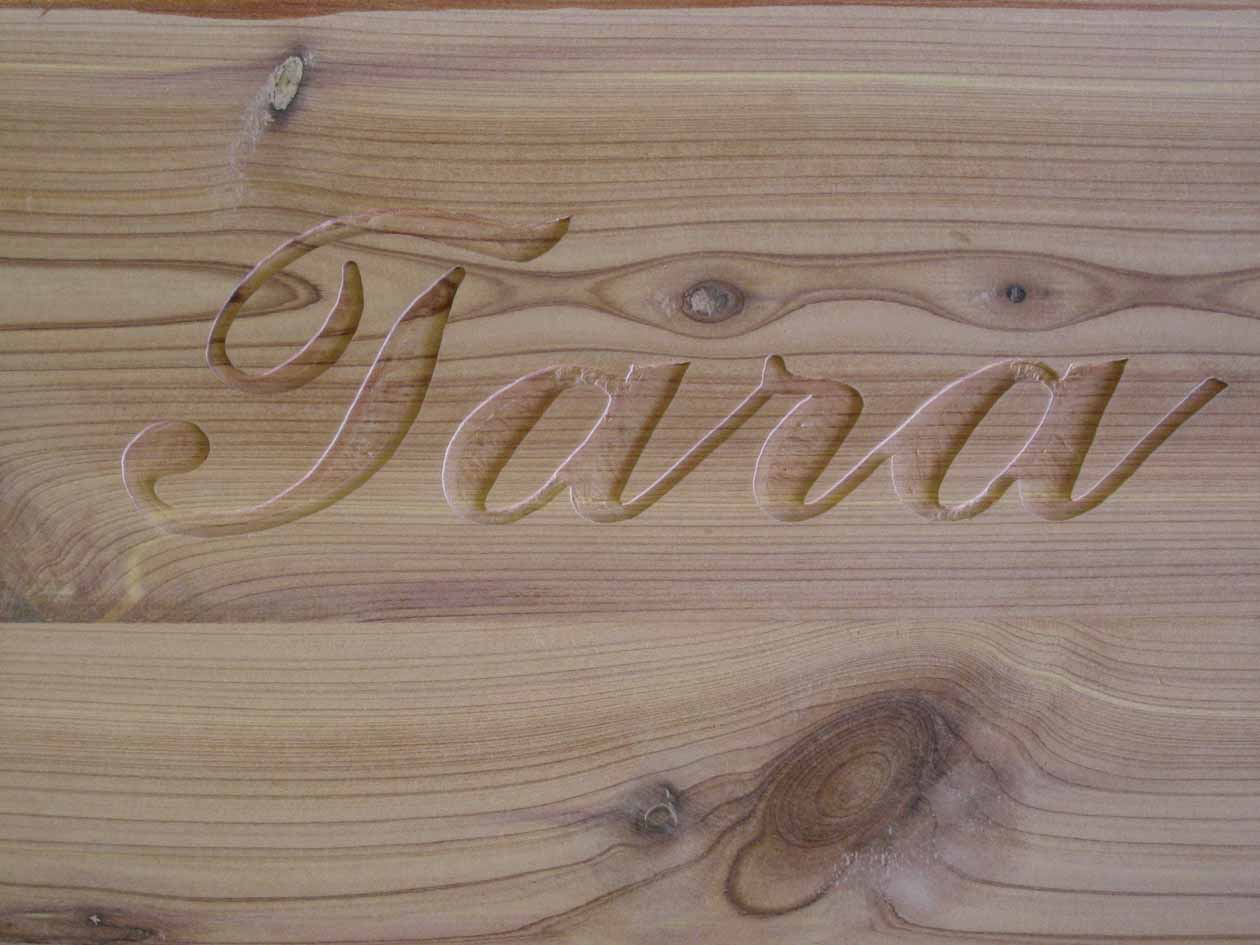MLCS Dish Cutters, V Groove, Sign Lettering, Router Letter