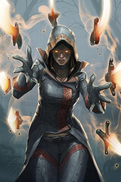 Blade Saint (3.5e Class) D&D Wiki