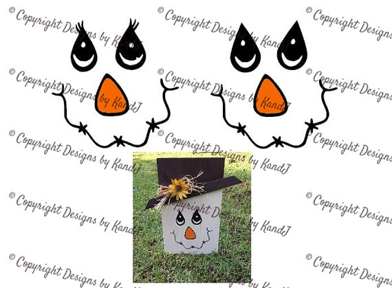 26 Images of Scarecrow Face Template Large | infovia.net