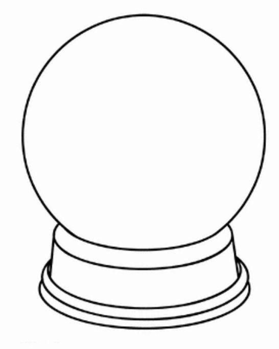 Custom Snow Globes LetItSnowGlobe. Design Template