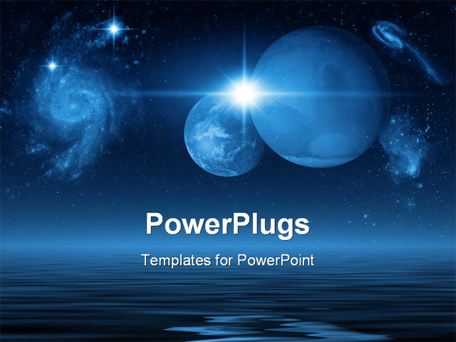 space powerpoint template space ppt template space ppt template
