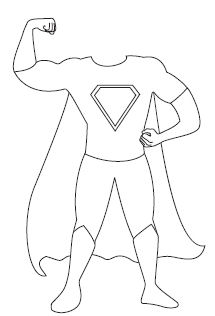 Juf Sanne Lesidee: kinderboekenweek 2011, superhelden