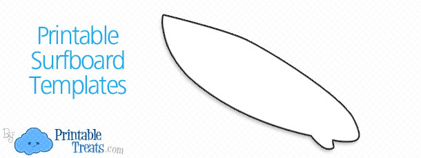 Surfboard Silhouette at GetDrawings.  Free for personal use