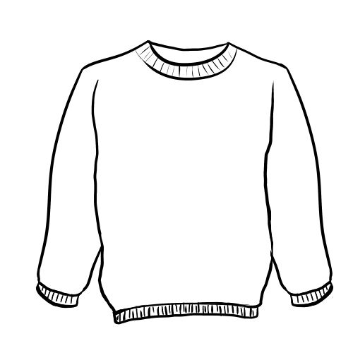 27 Images of Template Blank Pullover Sweaters | leseriail.com