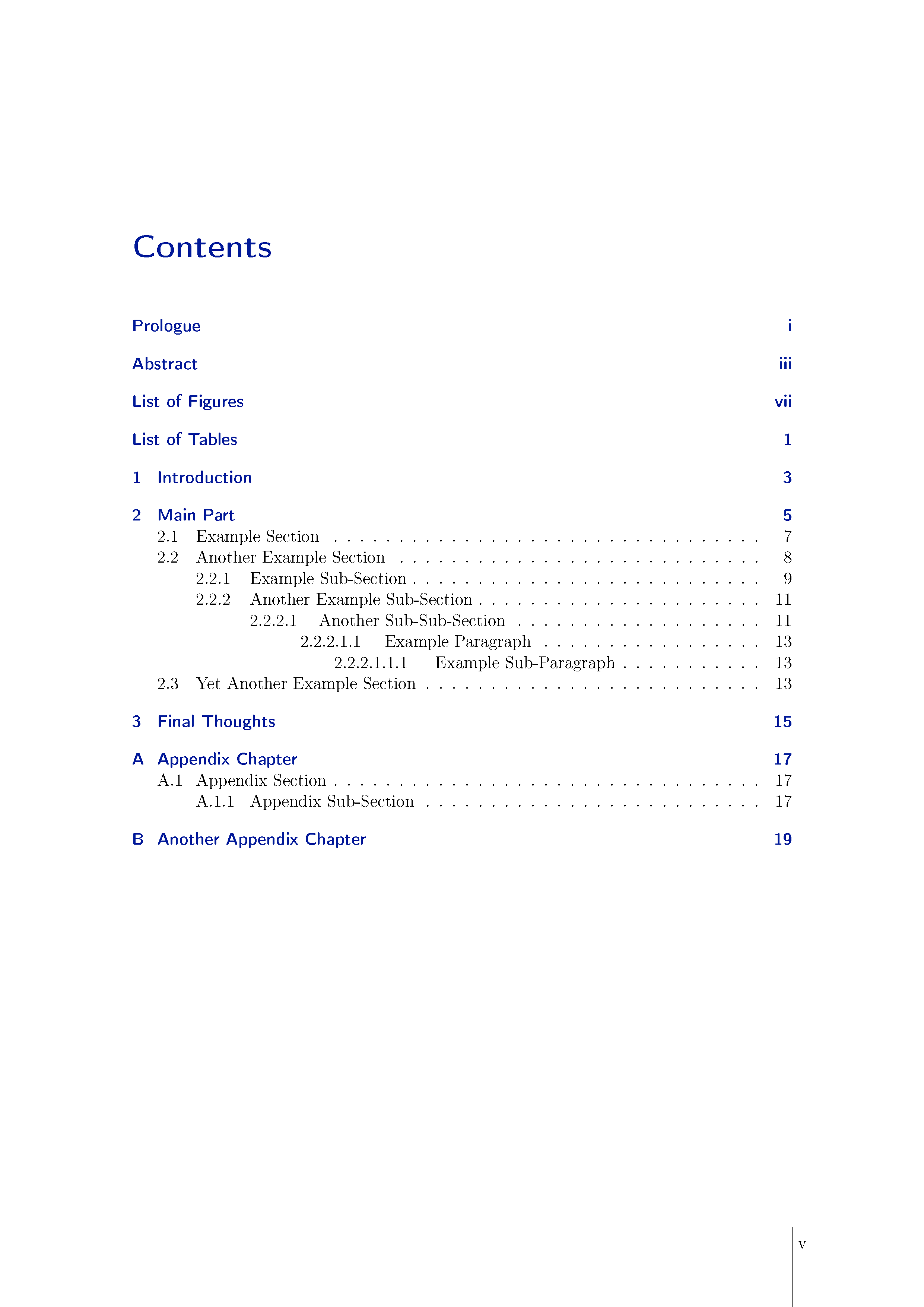 Thesis ShareLaTeX, Online LaTeX Editor