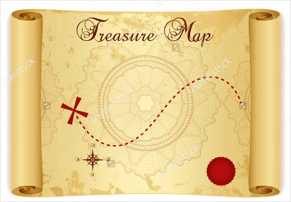 6+ Treasure Map Templates Free Excel, PDF Documents Download