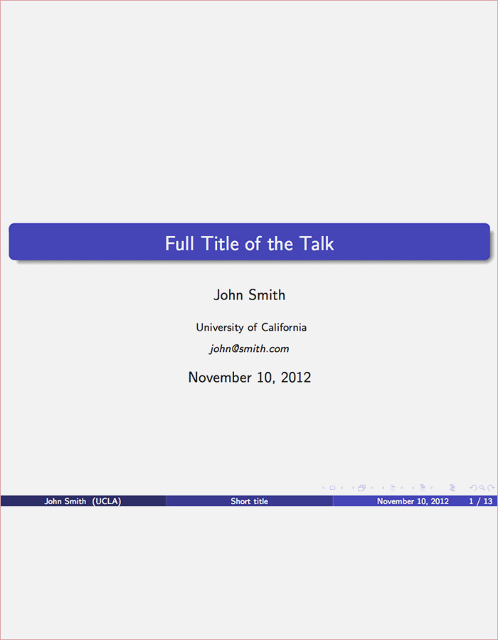 Uf thesis Defense Presentation Template – themoments.co