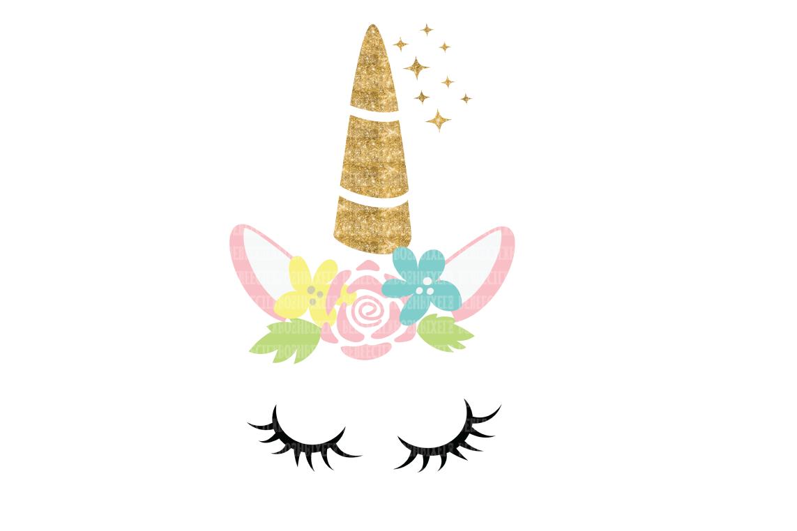 FREE Printable Golden Unicorn Birthday Invitation Template | FREE