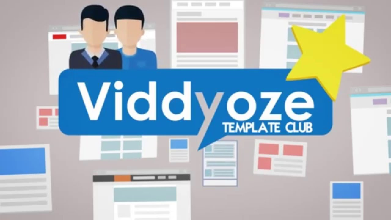 Viddyoze Template Club Review Why Should You Buy It ?
