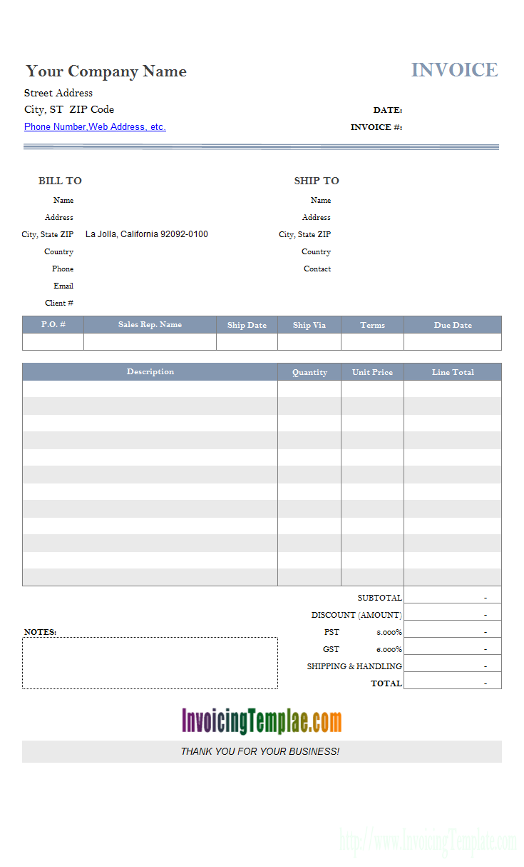 Download Invoice Microsoft Access Templates and Access Database