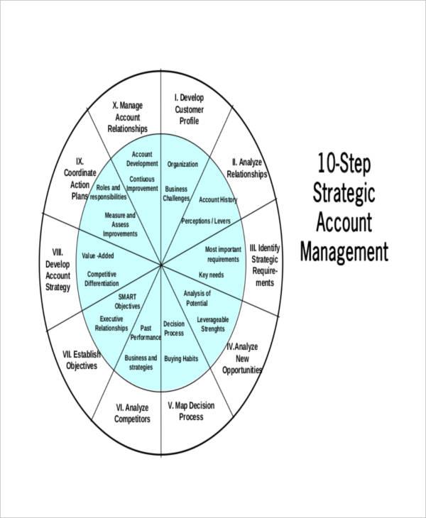 7+ Strategic Account Plan Templates Free Sample ,Example Format