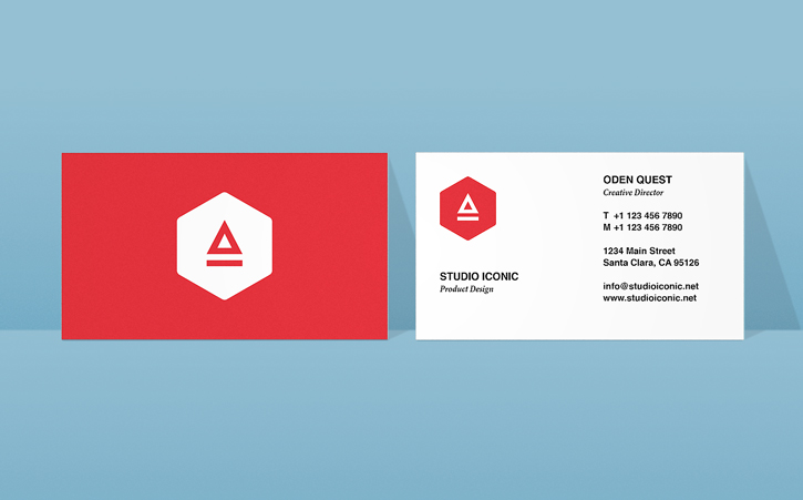 Business card design in InDesign | Adobe InDesign CC tutorials