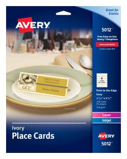 Templates for Cards | Avery.com
