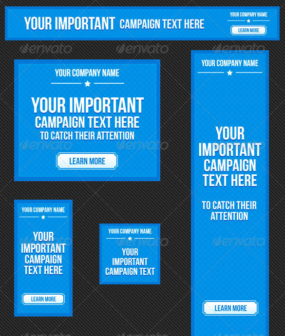 Banner Ad Template – 50+ Free PSD Format Download! | Free