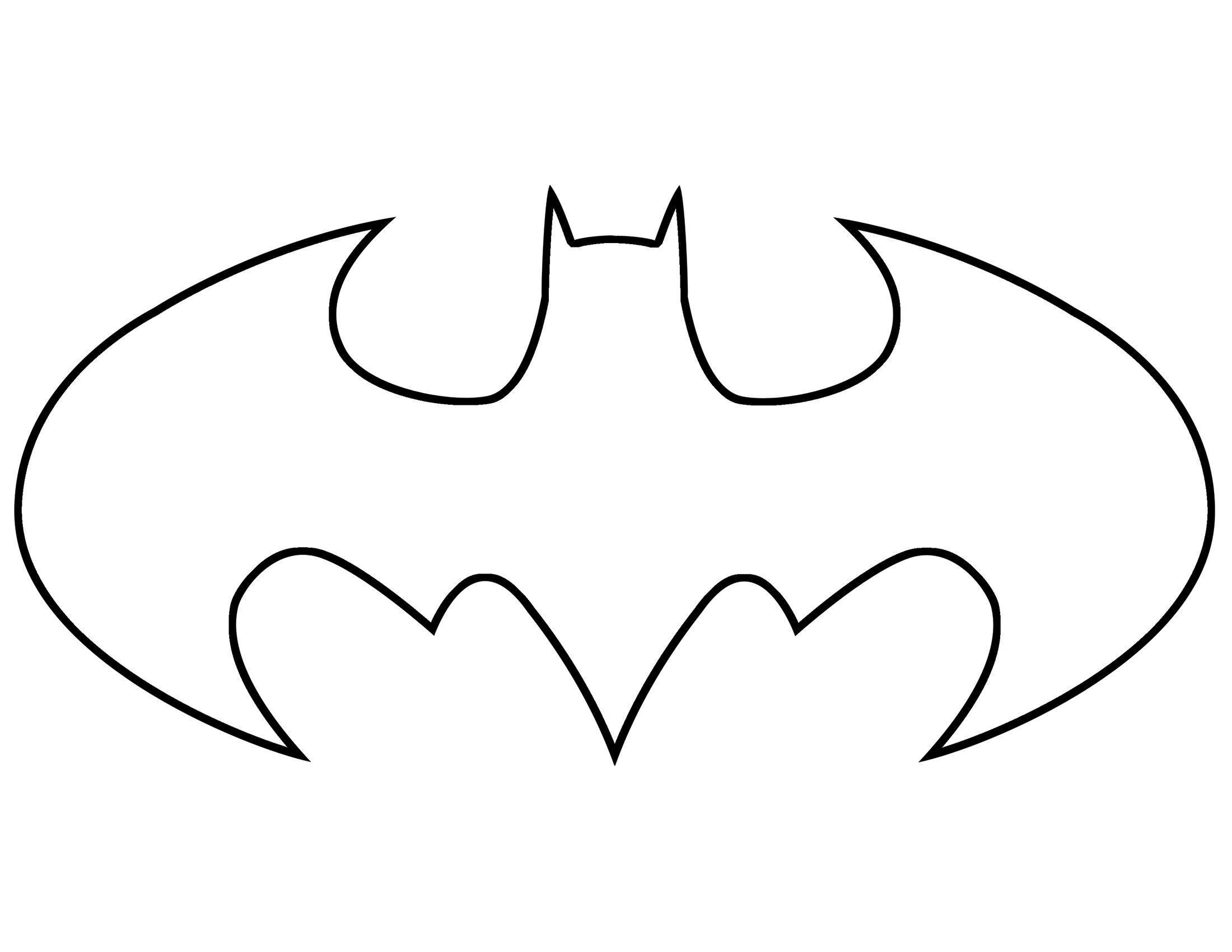 batman clipart | 45 batman symbol template free cliparts that you