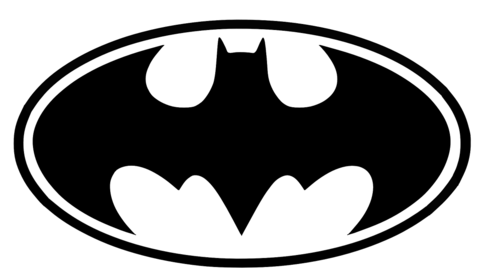 Batman Logo Printable Template | Free Printable Papercraft Templates