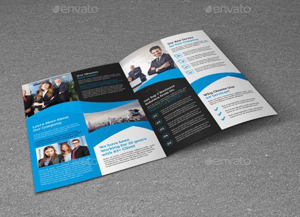 bi fold brochure template word 15 word bi fold brochure templates