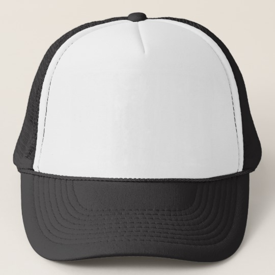 Blank hat template | Zazzle.com