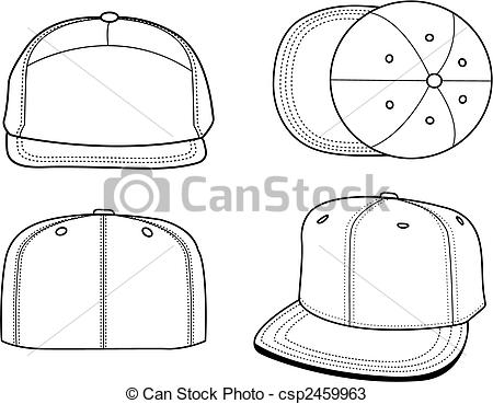 29 Images of Fitted Cap Template | leseriail.com
