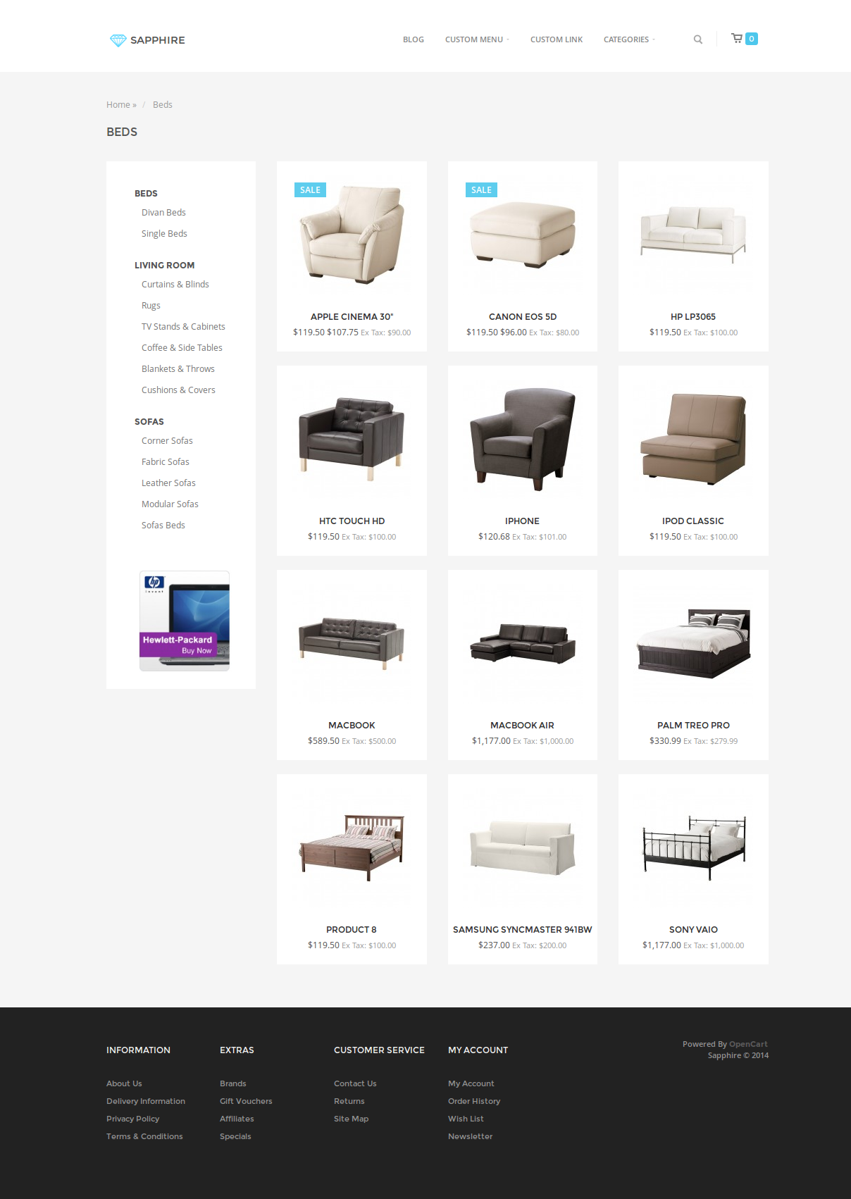 Shop Homepage Bootstrap Ecommerce Store Template Start Bootstrap