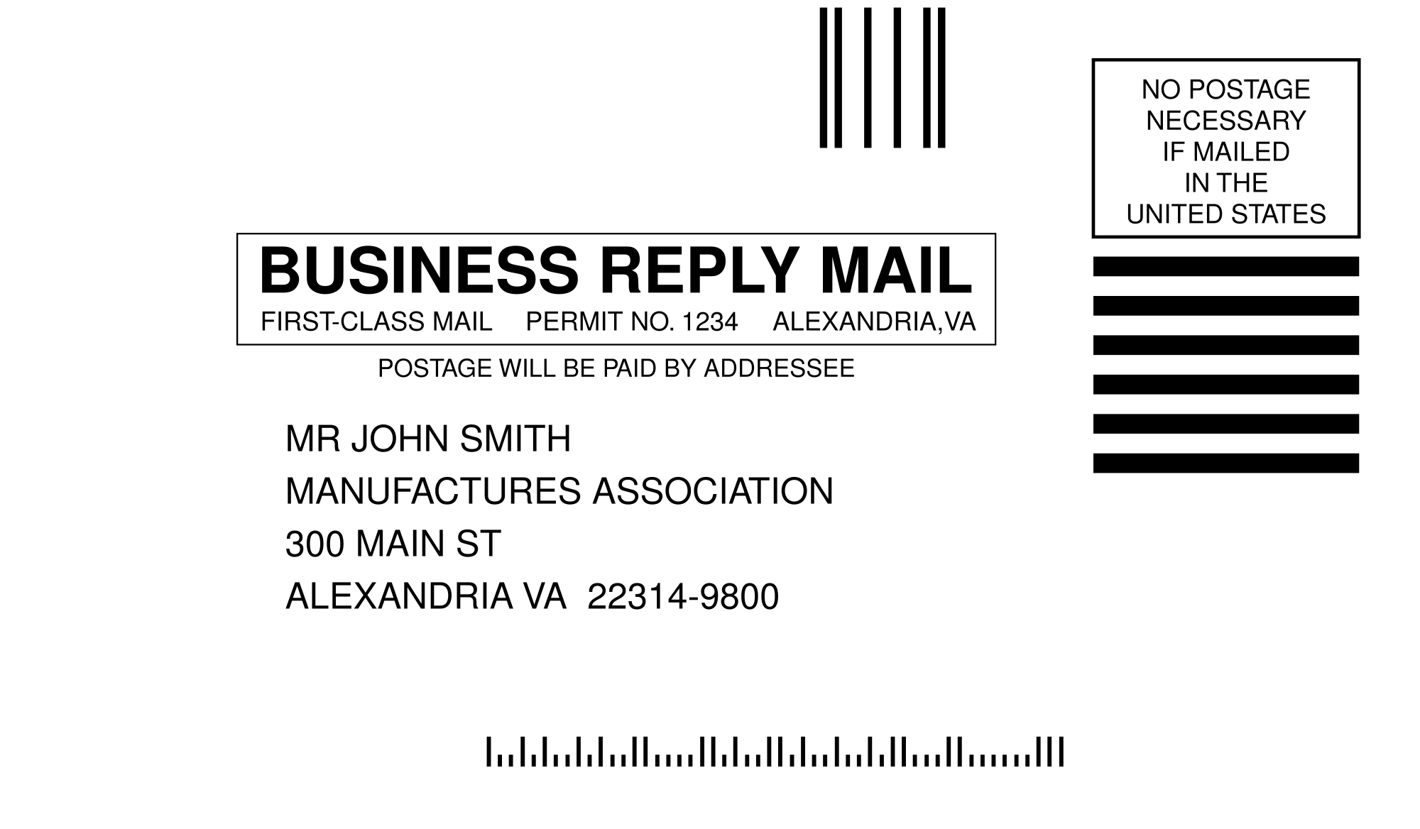 business reply card template Melo.in tandem.co