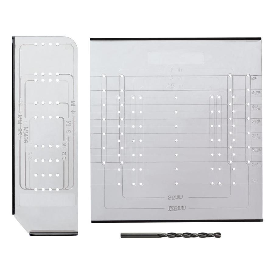 Shop Liberty ALIGNright Clear CabiMounting Template at Lowes.com