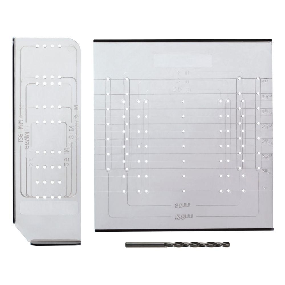 Liberty Align Right CabiHardware Installation Template Set