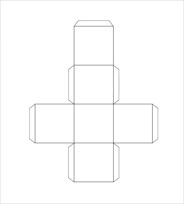 Cardboard Box Template 17+ Free Sample, Example, Format Download