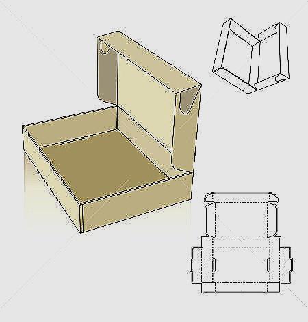 Laser Cut Cardboard Box Template Awesome 76 Best Verpakungsidehen