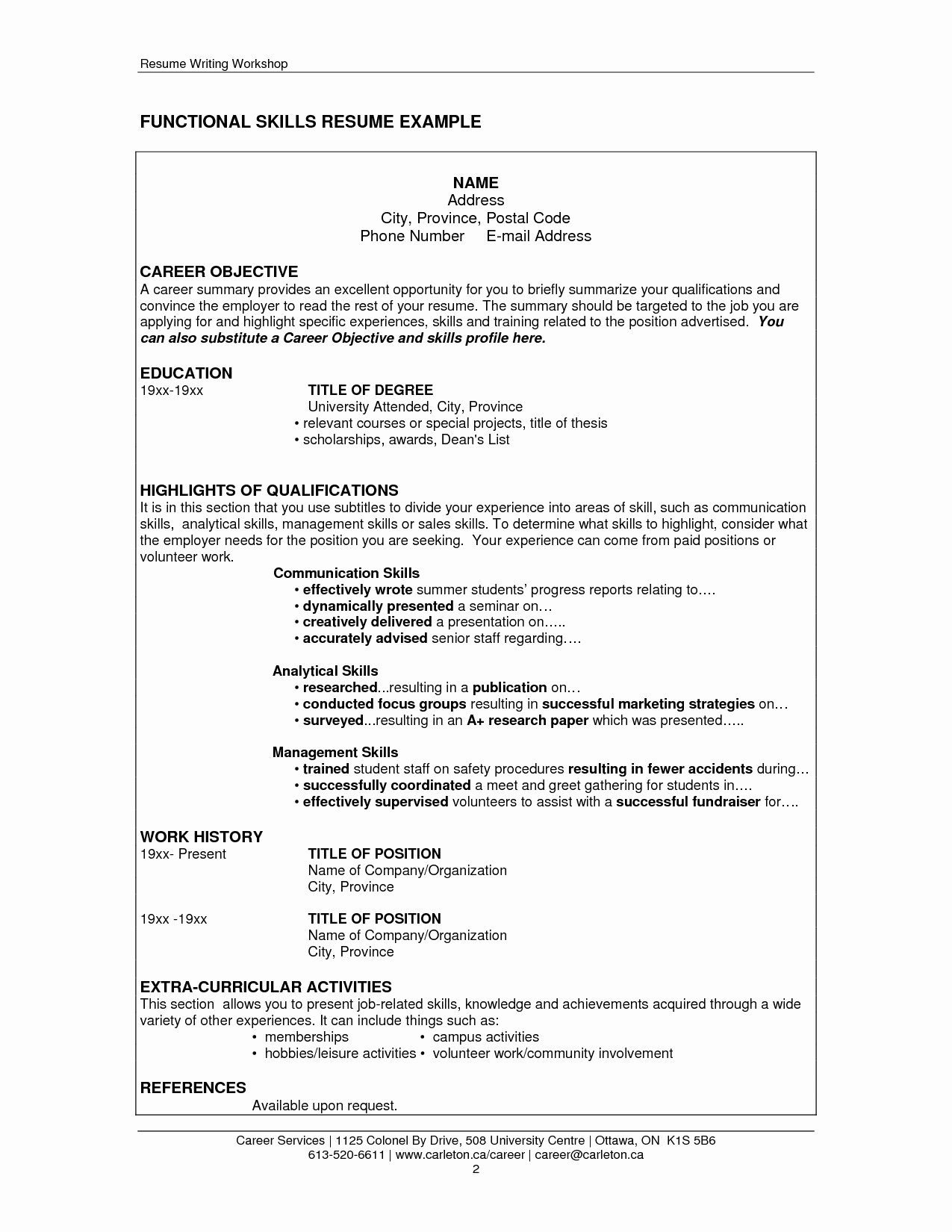 Resume Template For Microsoft Word Elegant Case Brief Template