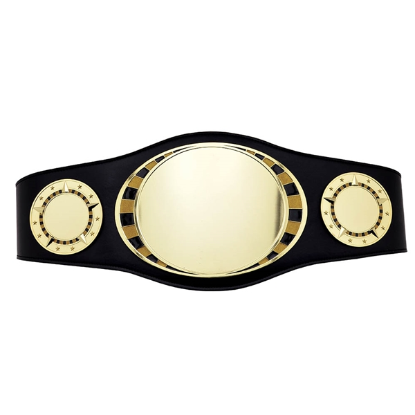 Youth Black Championship Belt