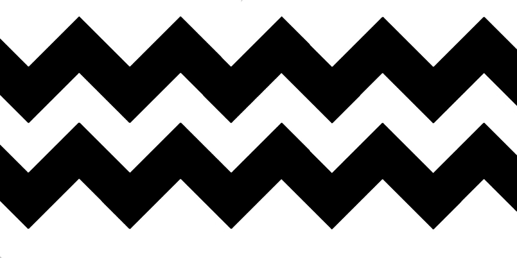 Chevron pattern. Use the printable outline for crafts, creating
