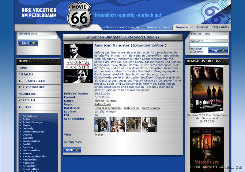 website templates with searchable database website template with
