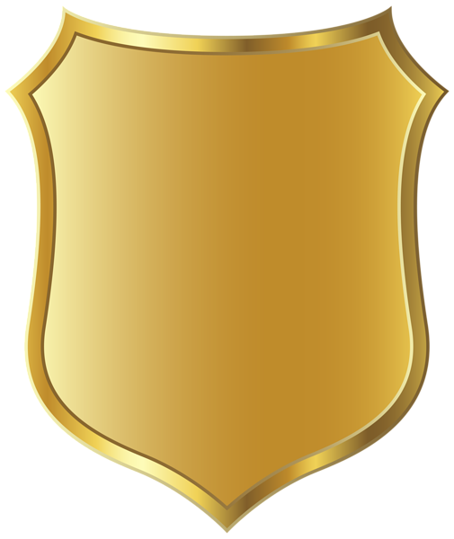 Golden Badge Template Clipart PNG Picture   B&F Goldy   Pinterest